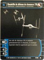 97-105 Escadrille De Défense De Chasseurs TIE - Star Wars La Bataille De Yavin - TCG Trading Card Game - 2003 Wizards Of - Star Wars