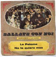 """Walter Moreno (1965)  """"La Paloma  -  Note Quiero Mas"""" - Instrumental"""