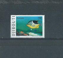 Timbre Oblitére De Djibouti 1999 - Dschibuti (1977-...)