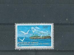 Timbre Oblitére De Djibouti 1998 - Dschibuti (1977-...)