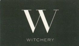 WITCHERY CARD - Andere Sammlungen