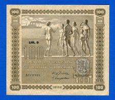 Finlande  100markka  1939 - Finlandia