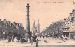 MOULINS- Place D'Allier - Moulins