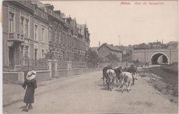 Arlon Rue Sur De Sesselich 1908 - Arlon