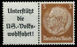 D-REICH ZUSAMMENDRUCK Nr W75 Postfrisch WAAGR PAAR X799632 - Zusammendrucke