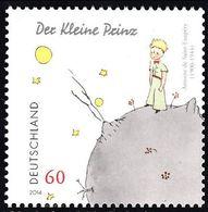 2014Germany310270 Years Of Antoine De Saint-Exupery - Unused Stamps