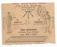 - CAMEROUN -BONABERI - Recommandée - TP N+91 X 2 + N° 87 Bande De 4 + N°89 - Càd - 1925 - Camerun (1915-1959)