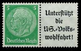 D-REICH ZUSAMMENDRUCK Nr W73 Postfrisch WAAGR PAAR X7A64E6 - Zusammendrucke