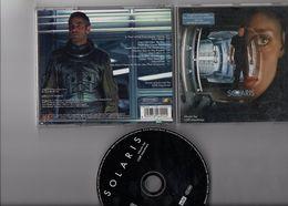 Solaris BO Du Film Cliff Martinez George Clooney  Natascha McElhone Jeremy Davie - Soundtracks, Film Music