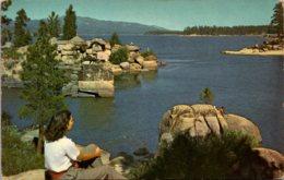 California San Bernardino Mountains Big Bear Lake - San Bernardino