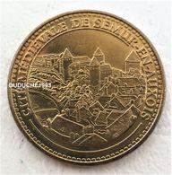 Monnaie De Paris 21.Semur En Auxois - Cité Médiévale 2013 - Monnaie De Paris