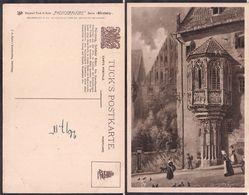 Nürnberg - Tuck's Postkarte - Schöner Erker - Circa 1918 - Non Circulee - Cygnus - Nürnberg