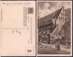 Nürnberg - Tuck's Postkarte - Bratwurstglöcklein - Circa 1918 - Non Circulee - Cygnus - Nürnberg