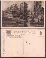 Nürnberg - Tuck's Postkarte - Henkersteg - Circa 1918 - Non Circulee - Cygnus - Nürnberg