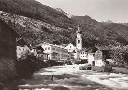 ZIANO-TRENTO-CARTOLINA VERA FOTOGRAFIA -VIAGGIATA IL 22-7-1959 - Trento