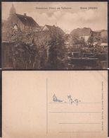 Waren (Müritz) - Postkarte - Malerischer Winkel Am Tiefwaren - Circa 1918 - Non Circulee - Cygnus - Waren (Mueritz)
