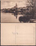 Waren (Müritz) - Postkarte - Panorama - Circa 1917 - Non Circulee - Cygnus - Waren (Mueritz)