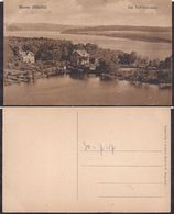 Waren (Müritz) - Postkarte - Am Tief-Warensee - Circa 1917 - Non Circulee - Cygnus - Waren (Mueritz)
