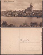 Waren (Müritz) - Postkarte - Waren Am Müritzsee - Circa 1917 - Non Circulee - Cygnus - Waren (Mueritz)