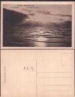 Waren (Müritz) - Postkarte - Vor Dem Gewitter - Circa 1917 - Non Circulee - Cygnus - Waren (Mueritz)