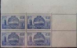 R1337/124 - 1938 - FRANCE - VISITE DES SOUVERAINS BRITANNIQUES - N°400 BLOC NEUF** CdF - Nuovi