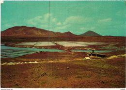 CABO VERDE SAL ISLAND SALINAS - EDIÇÃO AEROPORTO DO SAL - Cap Vert