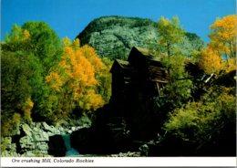 Colorado Rocky Mountains Ore Crushing Mill - Rocky Mountains