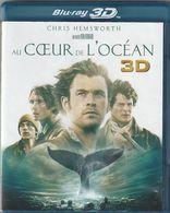 DVD BLU RAY 3D Au Coeur De L'océan - Action, Aventure