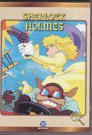 DESSIN ANIME Sherlock Homes Volume 3 - Cartoni Animati