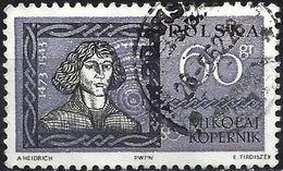 Poland 1961 - Mi 1235 - YT 1098 ( Nicolaus Copernicus ) - 1944-.... République