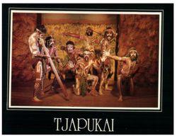 (A 7) Australia - QLD - Tjapukai Aboriginal Folklore Group - Aborigenes