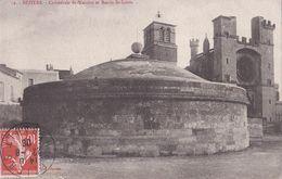 M 19 BEZIERS                           Cathedrale St Nazaire Et Bassin St Louis - Beziers