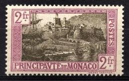 MONACO 1924 / 1933 -  Y.T.  N° 100 - NEUFS** /1 - Unused Stamps