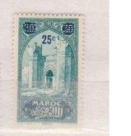 MAROC       N°  YVERT   125    NEUF AVEC CHARNIERES      ( CHAR   03/51 ) - Nuovi