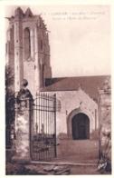 29 - Finistere -  CARHAIX -  Entrée De L Eglise De Plouguer - Carhaix-Plouguer