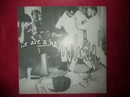 LP33 N°4966 - WE ARE A HAPPY FAMILY ! - ROCK GARAGE PUNK - Rock