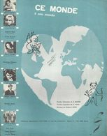 """Ce Monde"" Il Mio Mondo - Richard Anthony - Ria Bartok - Umberto Bindi...... - Musik & Instrumente"