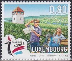 2020 LUXEMBOURG  Tourisme Rural ** MNH Vélo Cycliste Cyclisme Bicycle Cycling Fahrrad Radfahrer Bicicleta Ciclist [eg44] - Ciclismo