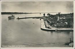 Pillau (Ostpreußen) Baltijsk Luftbild - Hafen - Leuchtturm 1930  - Ostpreussen