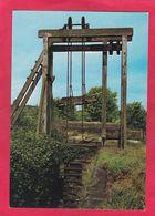 Modern Post Card Of Guillotine Lock At Shrewsbury Canal,Shropshire,England.,A83. - Altri