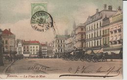 BELGIQUE ANVERS ANTWERPEN LA PLACE DE MEIR - Antwerpen