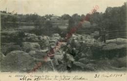74.  ANNECY .  Les Gorges Du Fier .  Mer De Rochers . - Annecy
