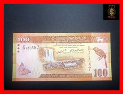 Ceylon - Sri Lanka  100 Rupees 1.1.2010  P. 125 UNC - Sri Lanka