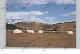 MONGOLIA - Hangai Village In Late Autumn - Mongolie