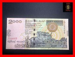 Ceylon - Sri Lanka  2.000 2000 Rupees  2.11.2005  P. 121 UNC - Sri Lanka