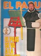 El Papus Revista De Humor Numero 189 (1977):  El Pais Se Va A La Mierda - Non Classificati