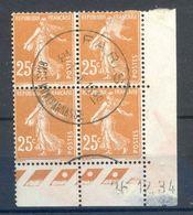 TIMBRES FRANCE REF230620...TIMBRES COIN DATE (1934), GARE, Oblitéré - Sin Clasificación