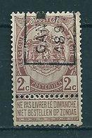 119 Voorafstempeling Op Nr 55 - GAND 1897 - Positie A - Vorfrankiert