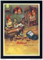 Buvard PELIKAN Num. 1925. Encre, Gnomes (Ref. 99696-1925) - Carte Assorbenti