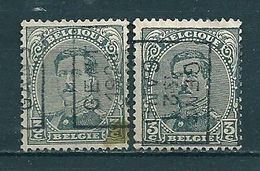 2726 Voorafstempeling Op Nr 183 - GENT 1921 GAND - Positie A & B - Vorfrankiert